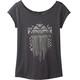 Prana Longline t-shirt Dames grijs